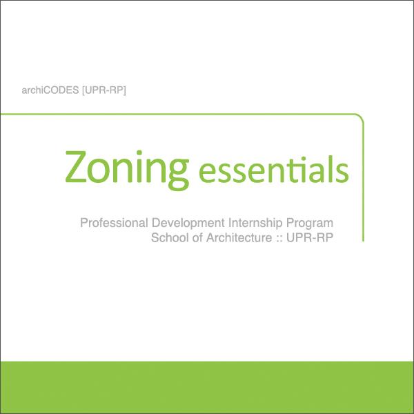 Zoning Essentials