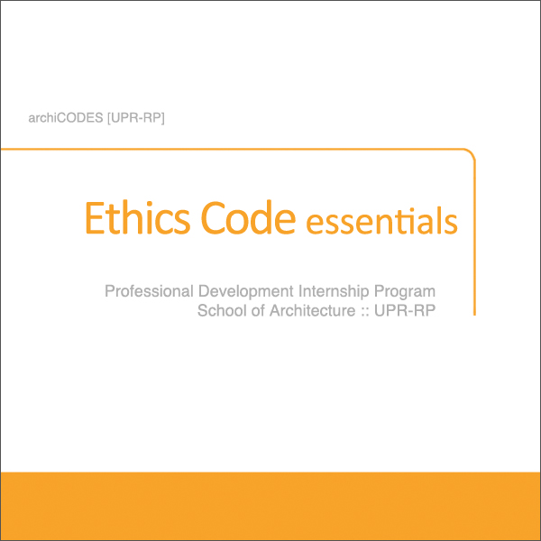 Ethics Code Essentials